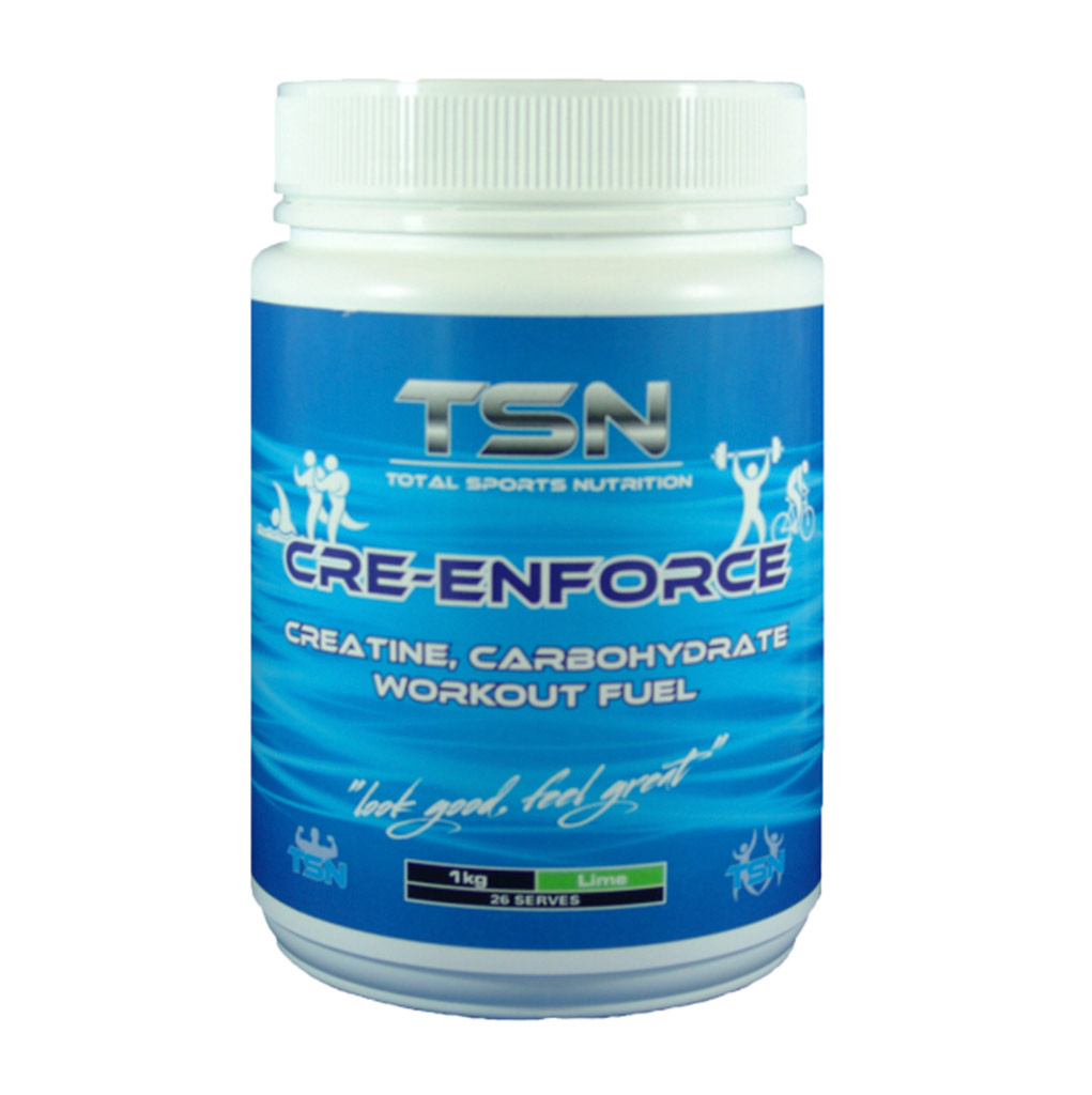 TSN Cre-Enforce Creatine Carbohydrate Workout Fuel