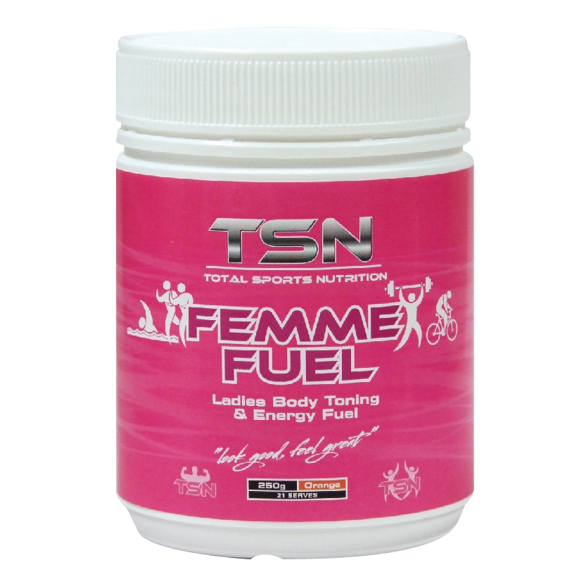 TSN Femme-Fuel Body Toning Energy Fuel