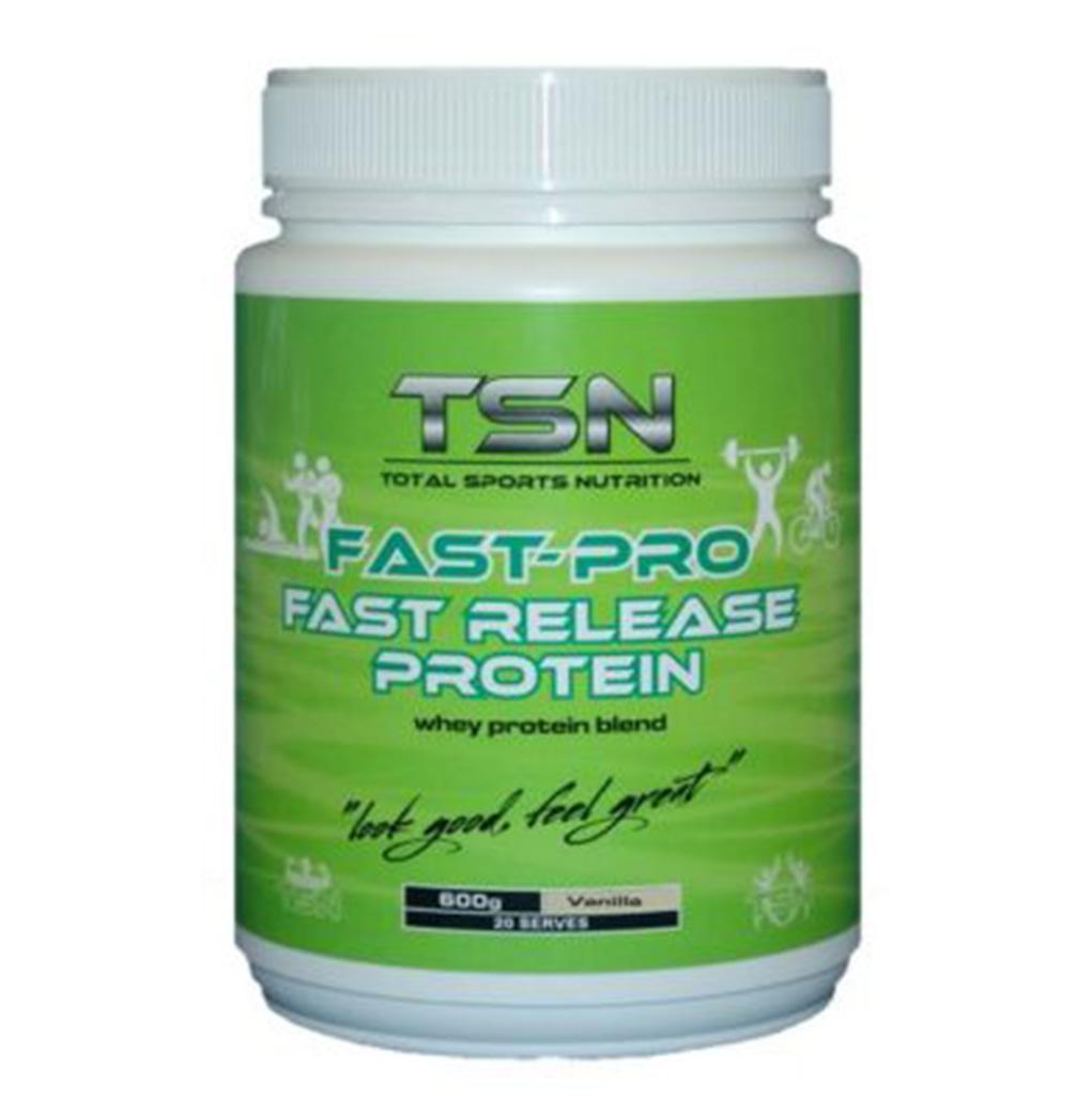 TSN Fast-Pro Whey Protein Blend