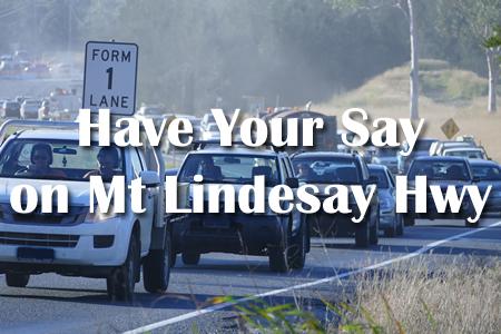 Mt Lindesay Hwy